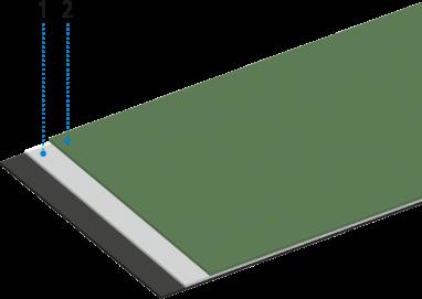 Triflex Metal Coat. Plekk katuste korrosioonikaitse