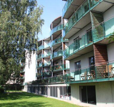 Pärnu mnt 131b rõdude remont - Katuse Profid OÜ