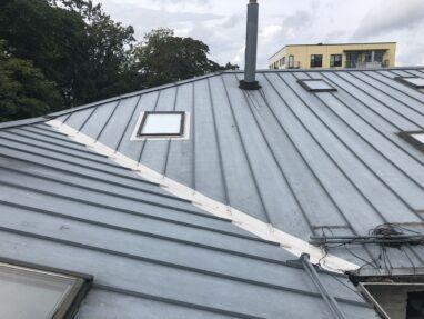 Katuse remont vedelplastiga